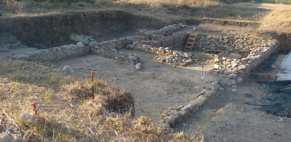 Tempio dorico di Monasterace